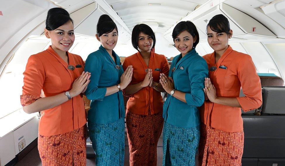 Garuda Indonesia Bali flights