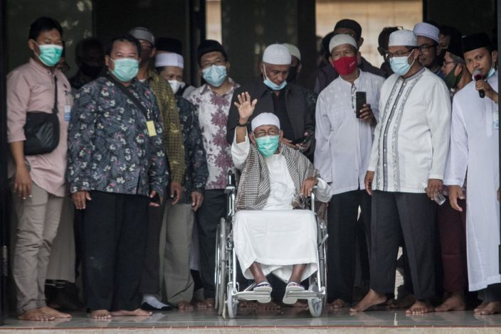 Bali bombings survivors furious about Bashir release