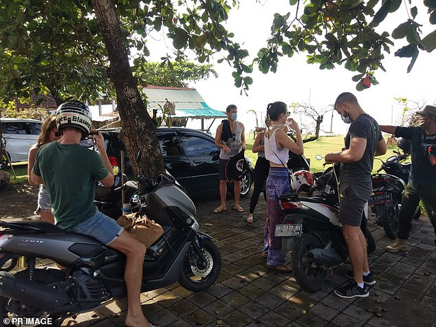 Foreigners disobey Covid rules and laughing at authorities